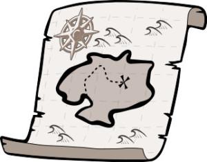 Treasure Map to Employee Retention