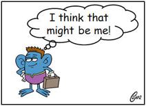 extrinsic thinker