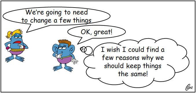 Extrinsic Thinking Style