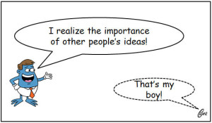The_importance_of_other_people's_ideas