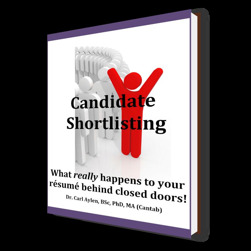 Candidate Shortlisting eBook